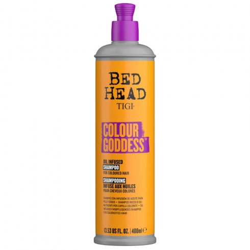 TIGI BED HEAD Colour Goddess sampon 400ml