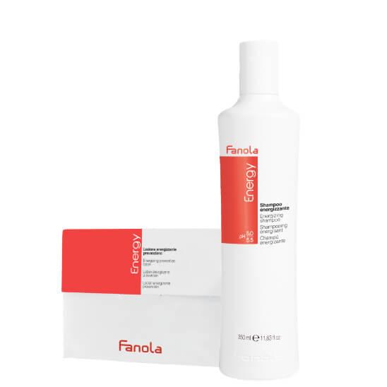 Fanola hajhullás elleni ampulla és sampon
